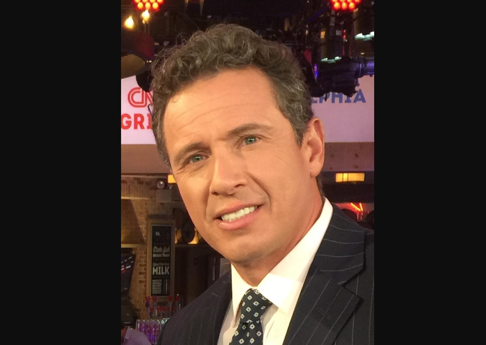 CNN Chris Cuomo Takes Hydroxychloroquine Analog for COVID-19