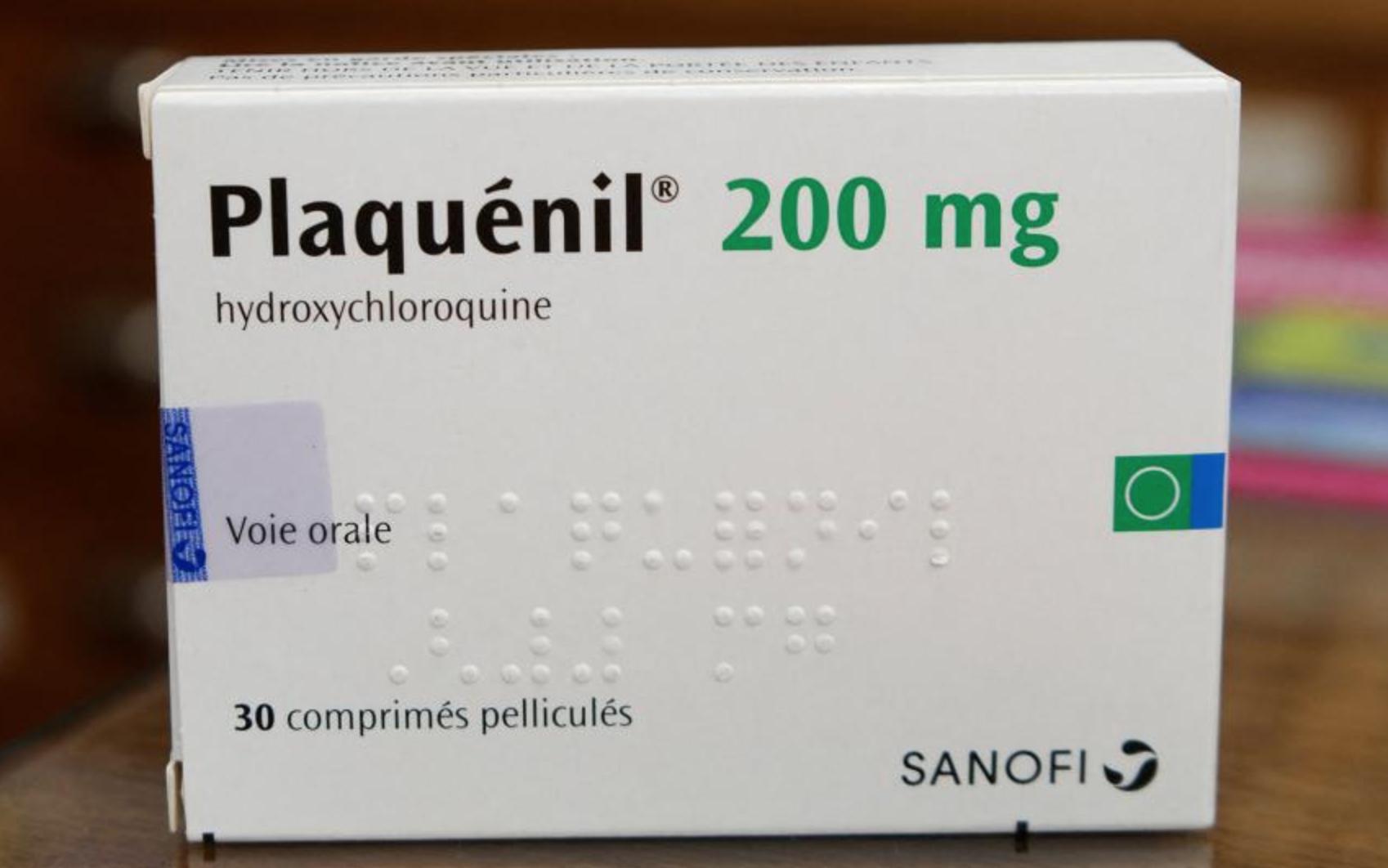 L'hydroxychloroquine maintenant plus accessible en France, y compris pour traitements à domicile