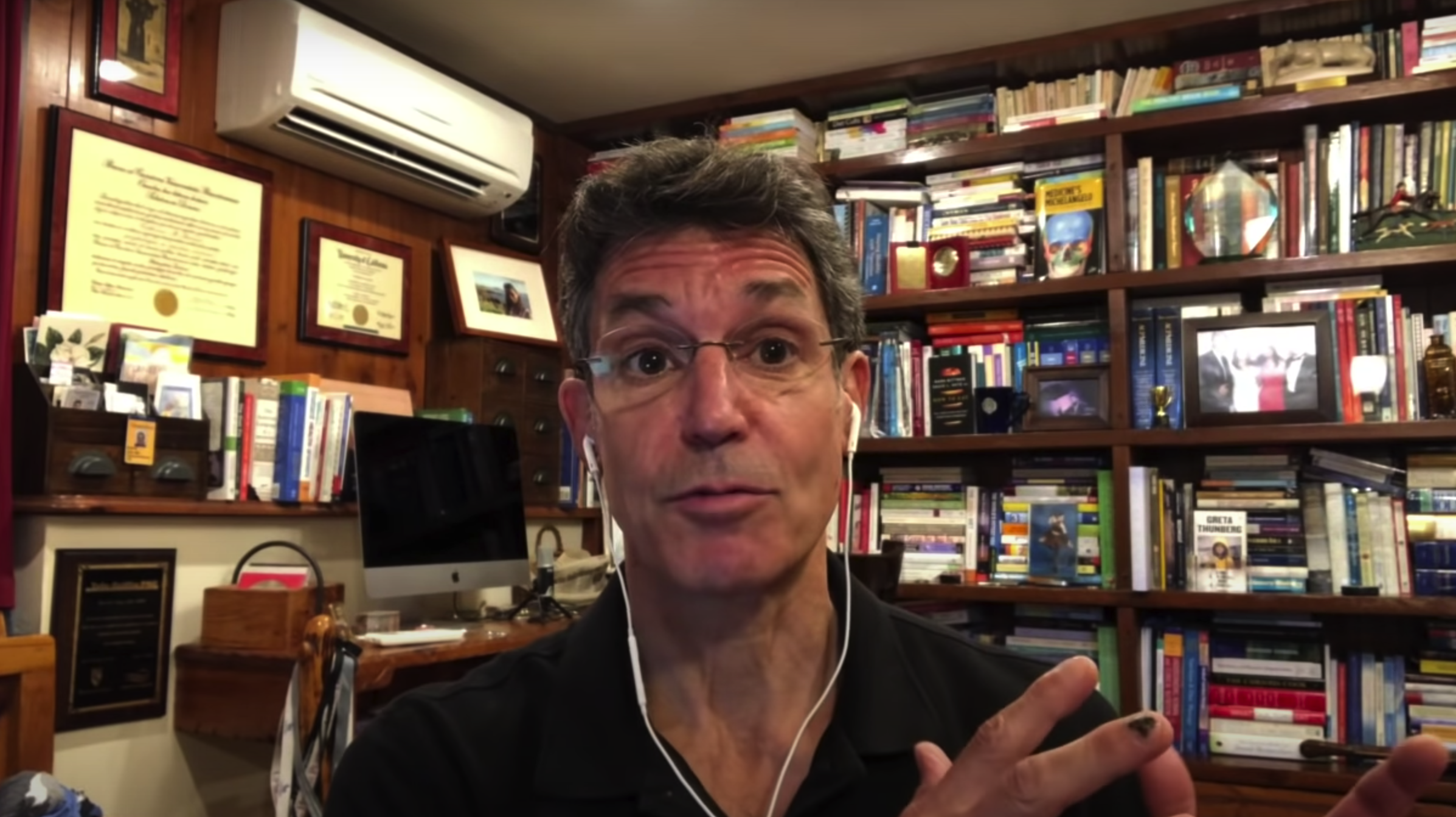 The Esteemed Professor David Katz Weighs in on Hydroxychloroquine