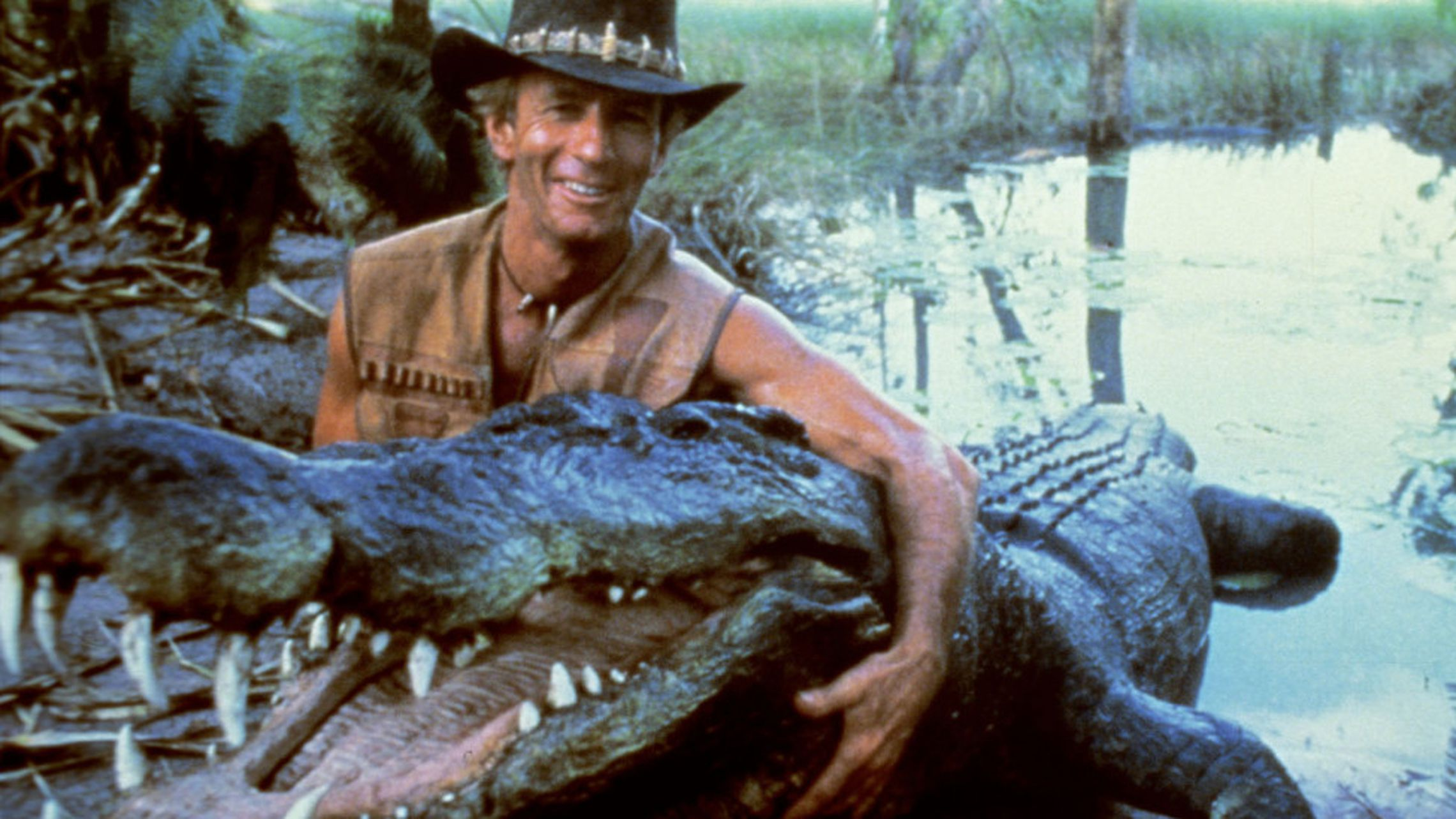 Are Aussies More Fearful of Hydroxychloroquine Than of Crocodiles?