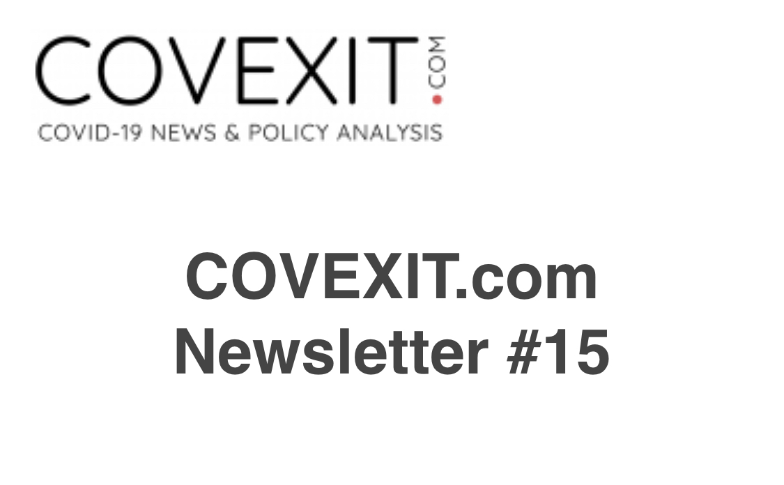 COVEXIT Newsletter #15