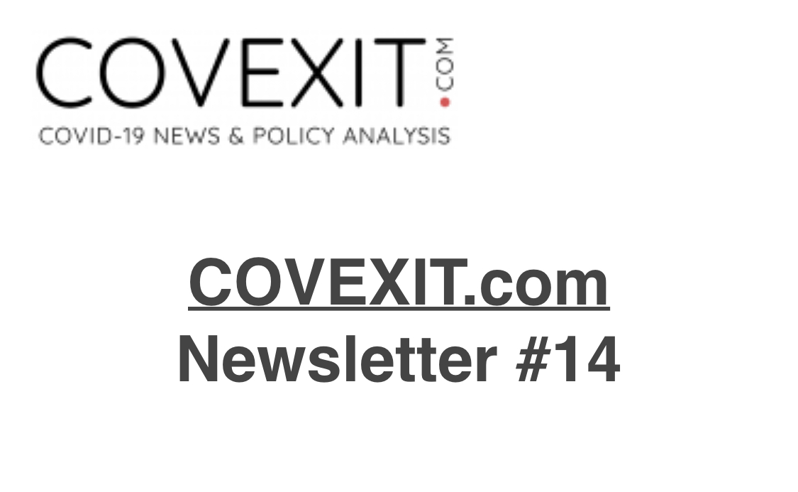 COVEXIT Newsletter #14