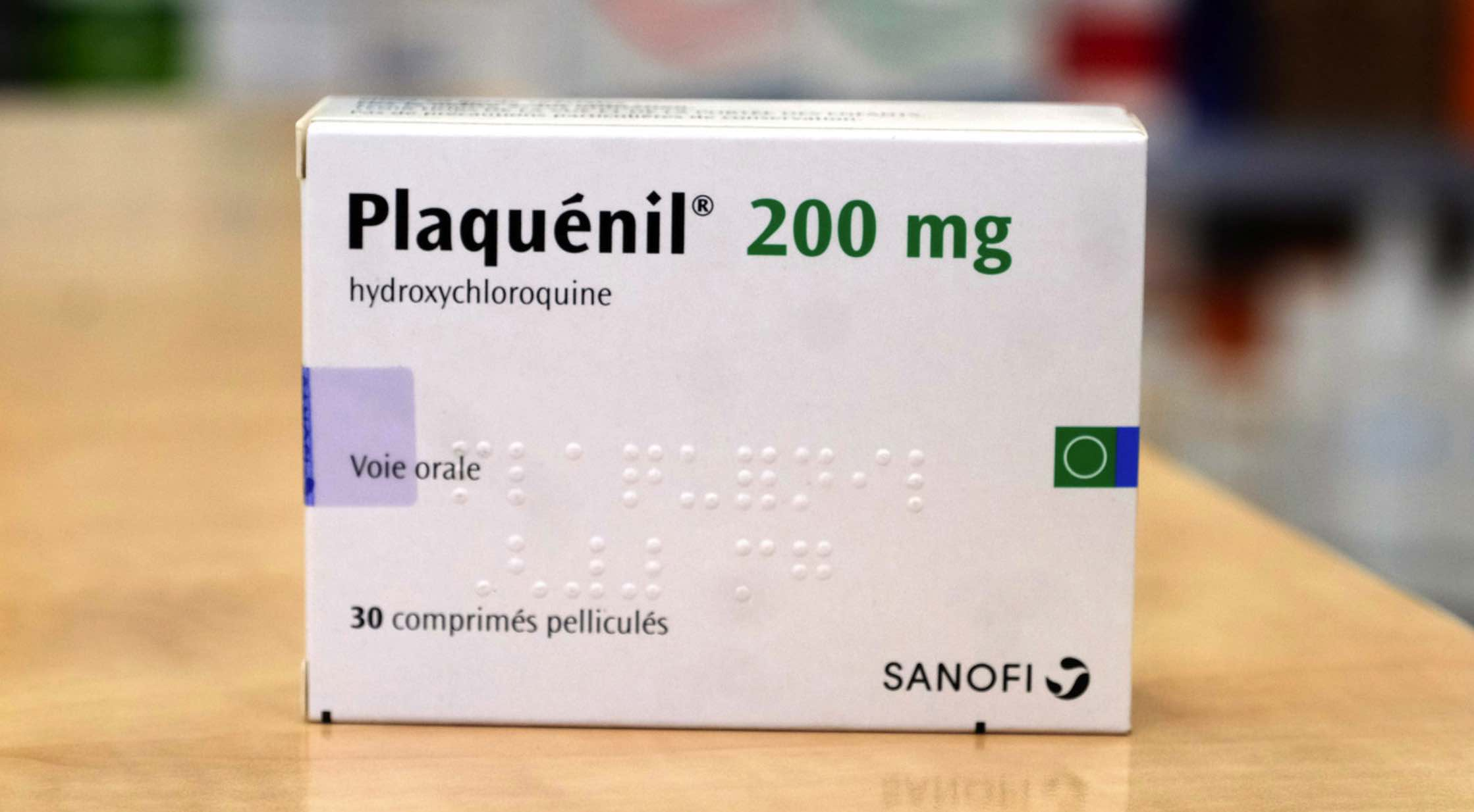SANOFI Asks French Health Minister Permission to Deliver Hydroxychloroquine to Professor Raoult's Hospital