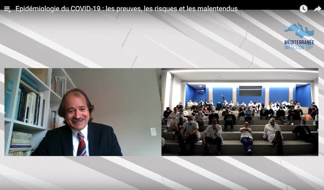 Ioannidis / Raoult: Dialogue de Sourds?