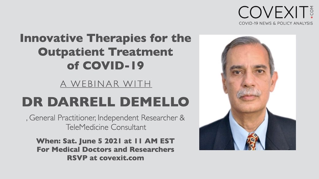 Innovative Therapies for the Outpatient Treatment of COVID-19