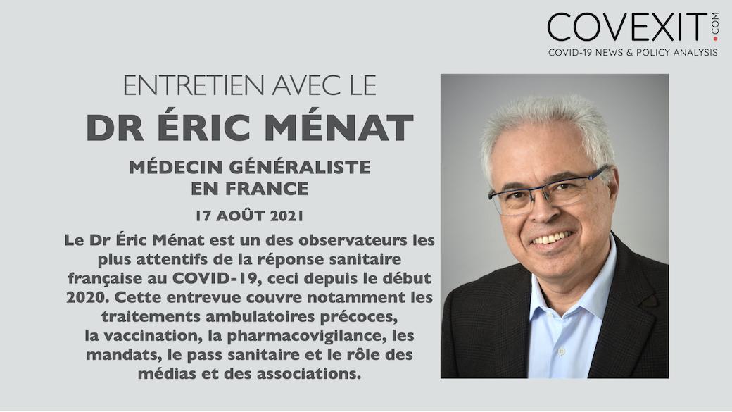 Entretien avec le Dr Éric Ménat - Vue d'ensemble de la réponse sanitaire française au COVID-19